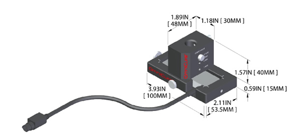 OmniCure Beam Positioning Kit